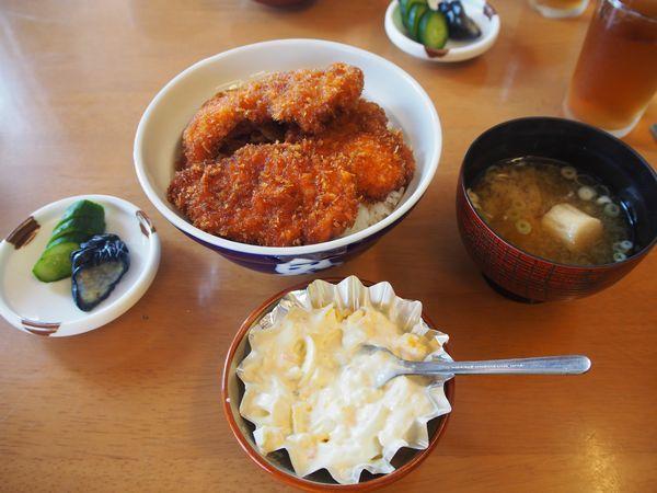 タルタルカツ丼