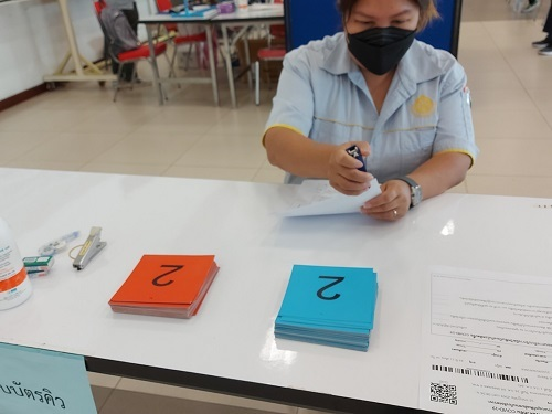 First vaccination (8)