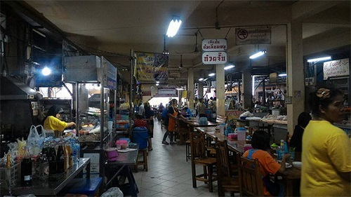 Buy food from famous market (2)