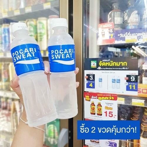 Pocari sweat at 7-Eleven
