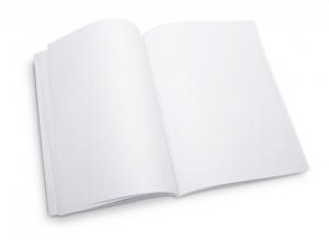 空白のページ