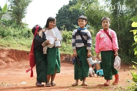 ミャンマー(ビルマ)写生旅行