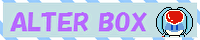 ALTER BOXさん