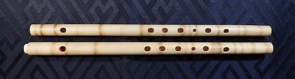 B♭管の新旧比較