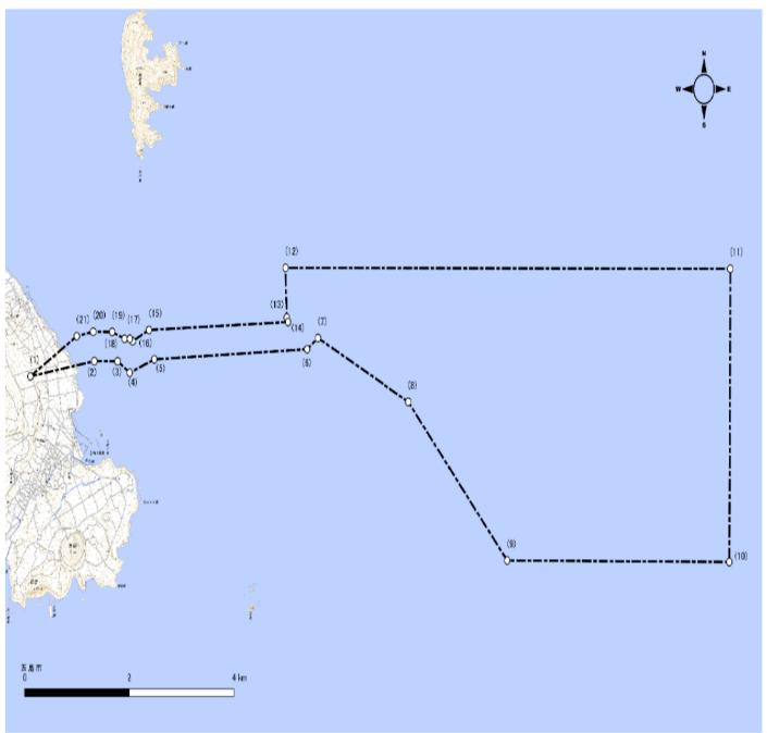 日本初の商用浮体式洋上風力発電-01