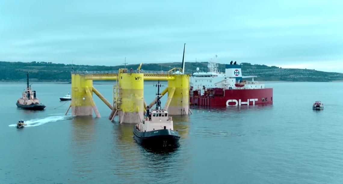 世界最大の浮体式洋上風車-08