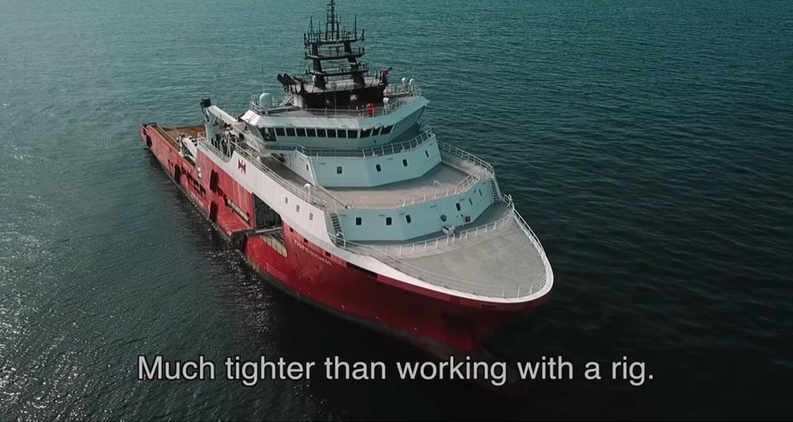 世界最大の浮体式洋上風車-14