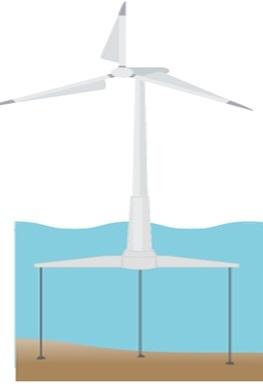世界最大の浮体式洋上風車-05