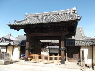 願泉寺表門