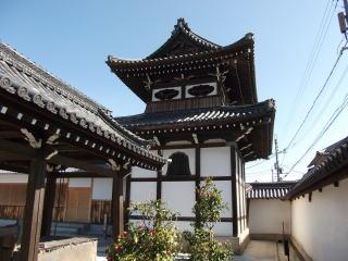 願泉寺太鼓堂