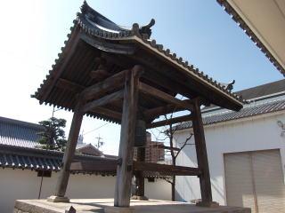 願泉寺鐘楼