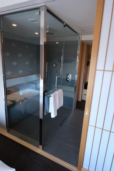 ザ・キャピタルホテル東急のお風呂