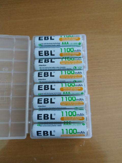 EBL 単4電池 1100mAh