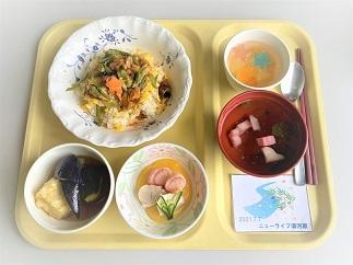 R3七夕常食