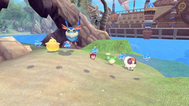 基本プレイ無料のアニメチックファンタジーオンラインゲーム、『幻想神域』 「英雄戦記」の第3章「魔物使いたちの記憶」を追加したぞ