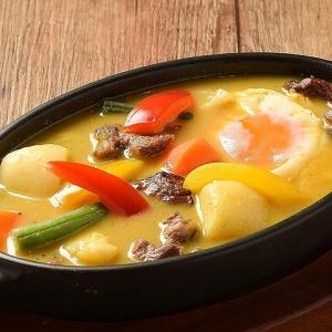 豚肉スープカレー