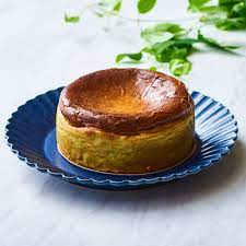 ピスタチオバスクチーズケーキ