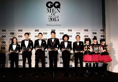受賞_GQ JAPAN_2015