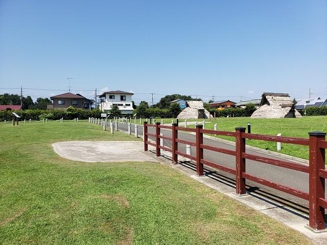 国指定史跡神崎遺跡公園 (2)