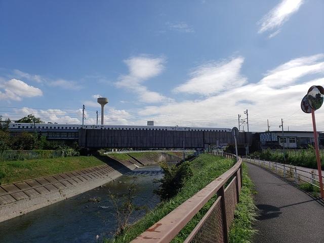 東海道新幹線 境川橋梁