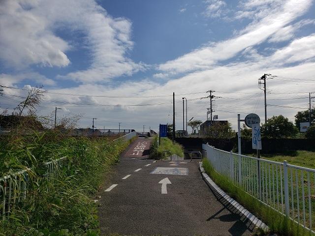 高倉地下道