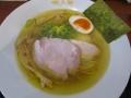 奥州いわいの鶏だし塩_麺SAMURAI桃太郎