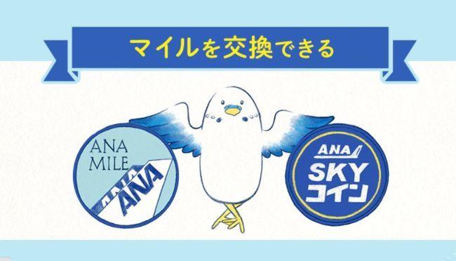 ANA SKYコインの使い勝手~交換スピード、払い戻しスピード~