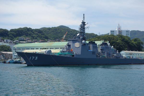 イージス艦.JPG