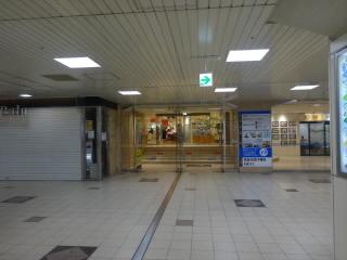 三重近鉄四日市駅