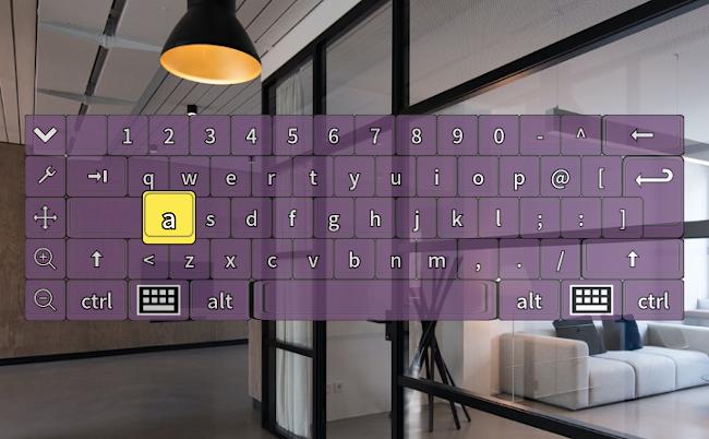 Florence Virtual Keyboard