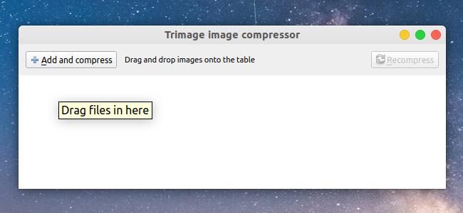 Trimage image compressor 画像ファイル