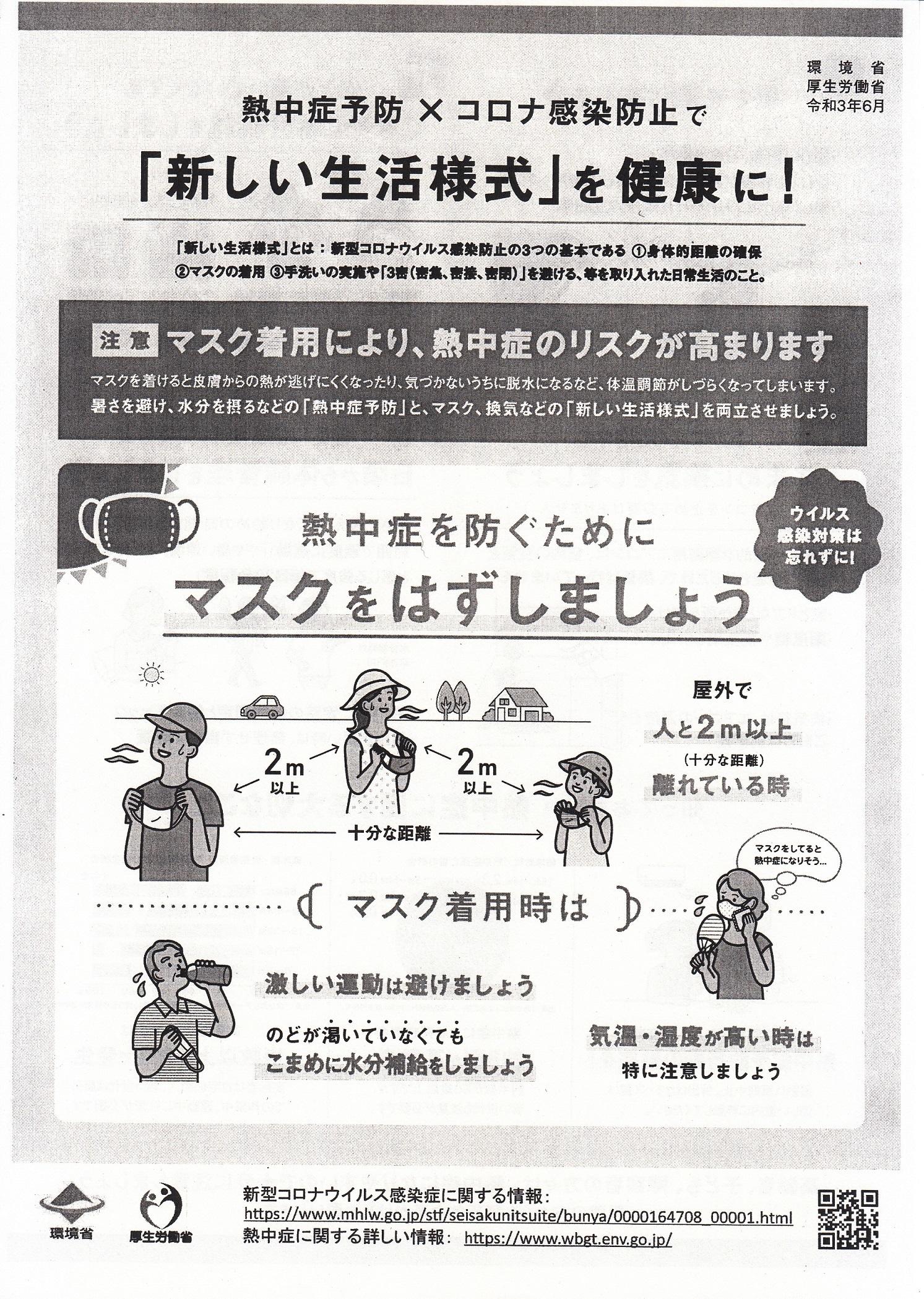 熱中症予防1