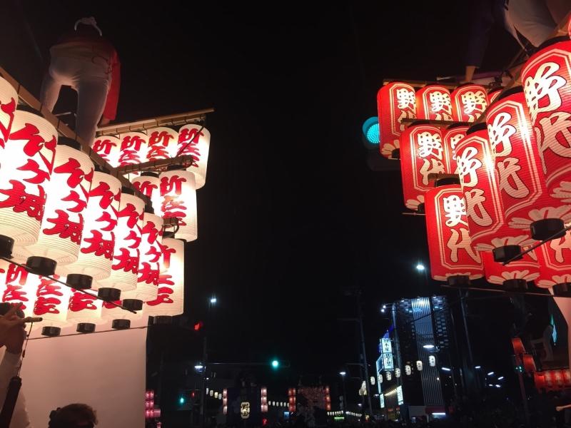 大阪府岸和田市だんじり祭り