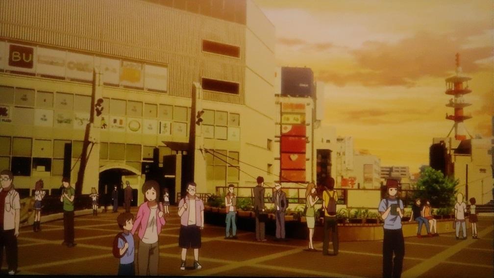 横浜中央Yデッキ
