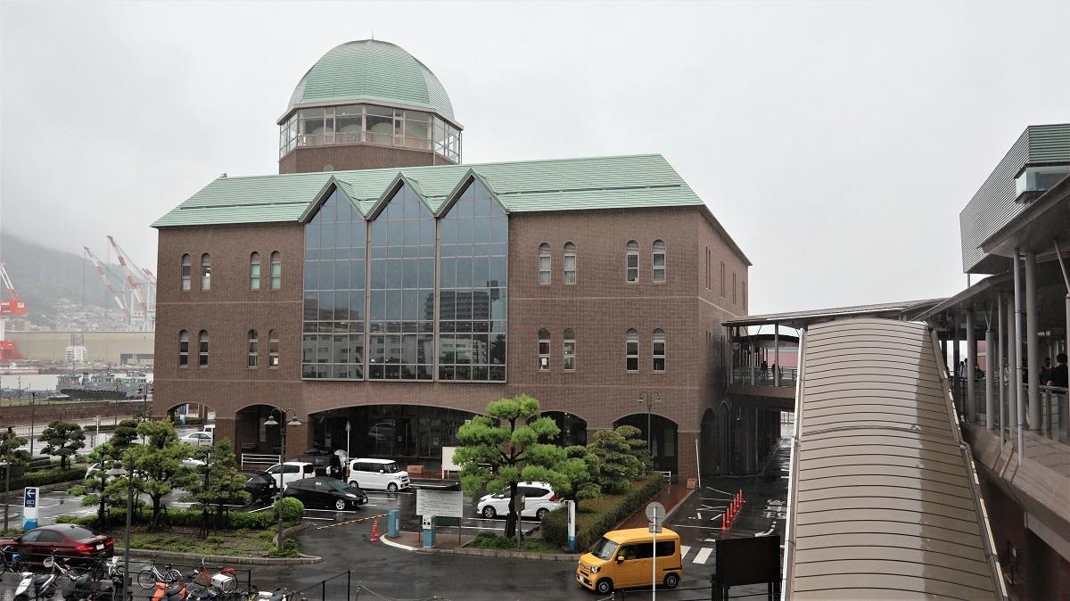 呉中央桟橋ターミナル